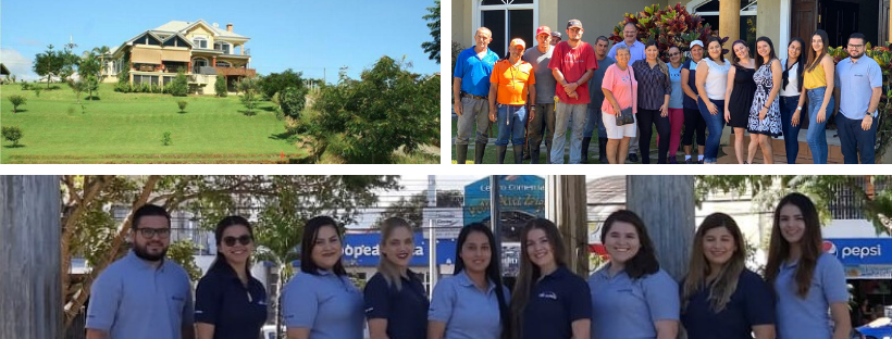 Photos from our Costa Rica office.